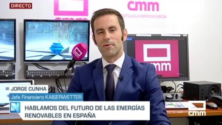 Entrevista a Jorge Cunha