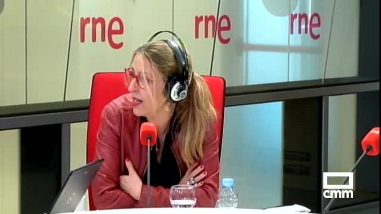 Unidas Podemos: Rodríguez Palop aboga por una Europa fuerte frente a China y EEUU