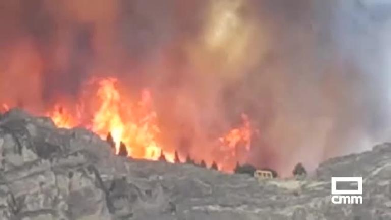 Gran Canaria, castigada de nuevo por un incendio