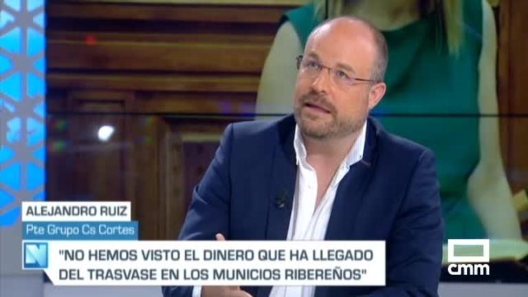 Alejandro Ruiz (Cs), en CMM:
