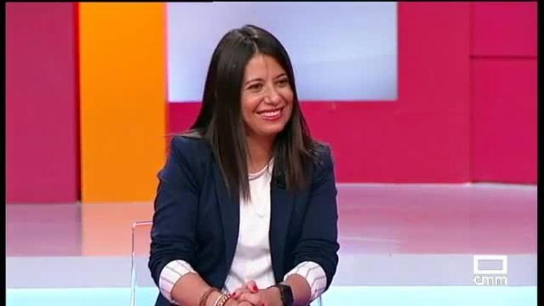 En compañía de Bárbara García Torijano