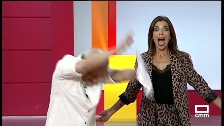 "Jon Secada y Soraya Arnelas nos presentan ""Por si no vuelves"""