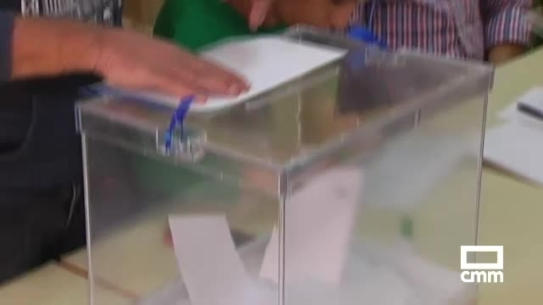 Domingo electoral en las pedanías de Ciudad Real
