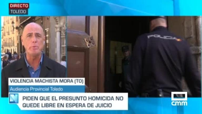 Piden prisión permanente para el acusado del crimen de Cristina Martín, de Mora