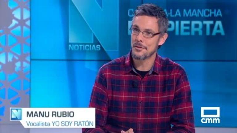 Entrevista a Manu Rubio
