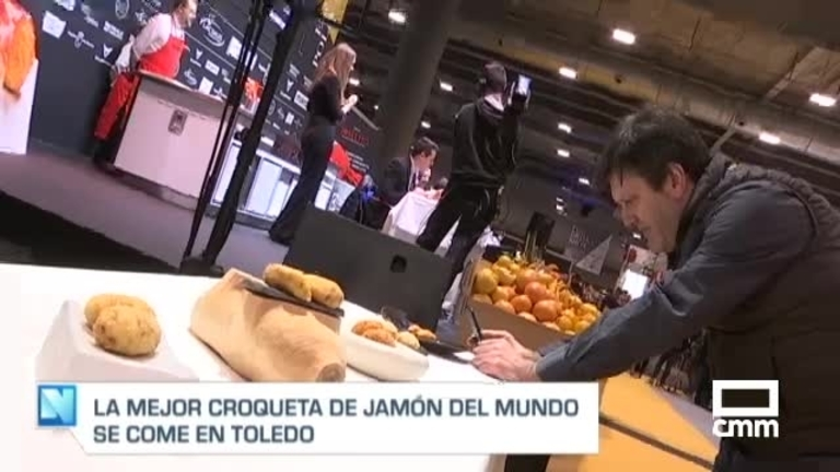 La mejor croqueta del mundo vuelve a ser de Castilla-La Mancha