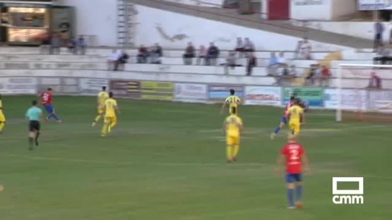 CP Villarrobledo - CF  La Solana  (4-1)