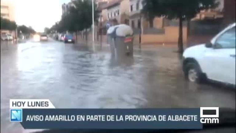 69 incidencias por inundaciones en apenas 12 horas: hoy aviso por tormentas en Cuenca