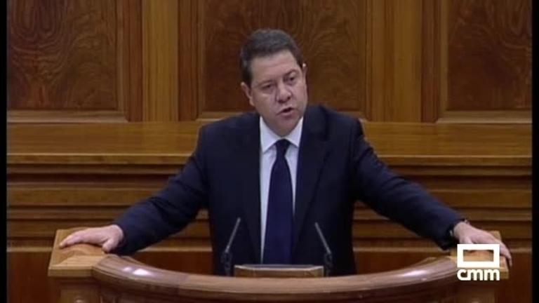 Semana clave para el Gobierno de Castilla-La Mancha: debate de investidura y toma de posesión