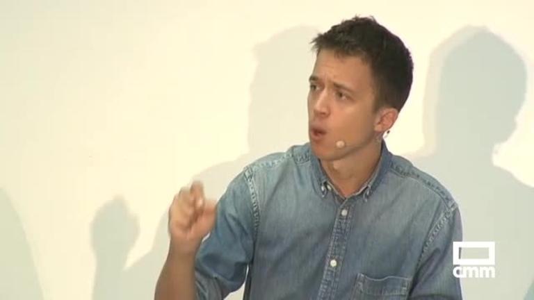 Errejón propone una semana laboral de cuatro días y centra su programa en la lucha contra el cambio climático
