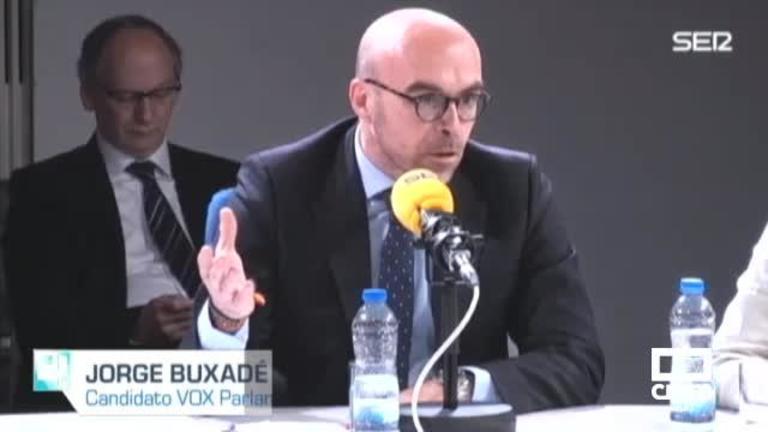 Vox: Jorge Buxadé asegura que los ataques a la ultraderecha europea son una falta de respeto a la democracia
