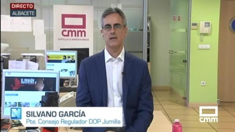 Entrevista a Silvano García