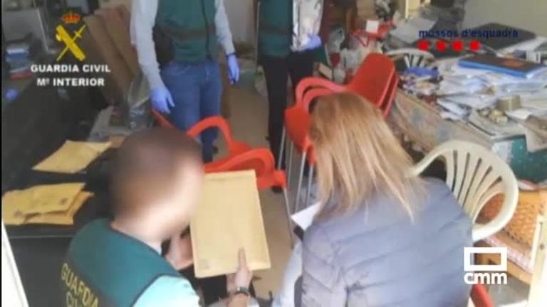 Dos detenidos por comprar y distribuir pornografía infantil en la región