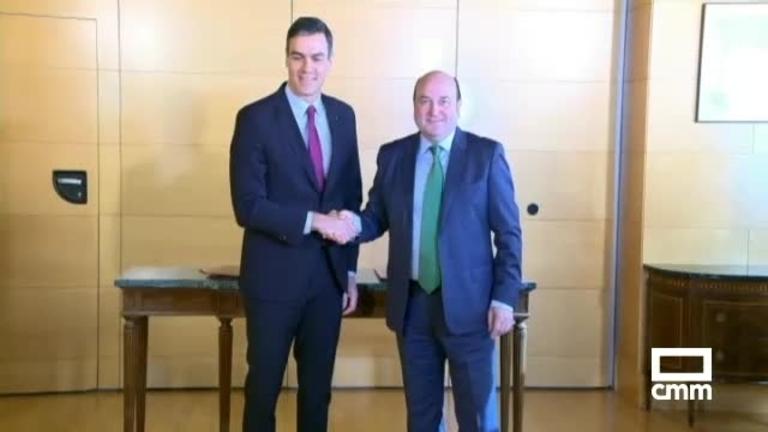 Acuerdo entre el PSOE y el PNV para la formación del gobierno