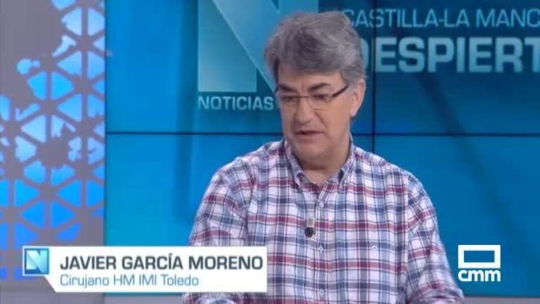 Entrevista a Javier García Moreno