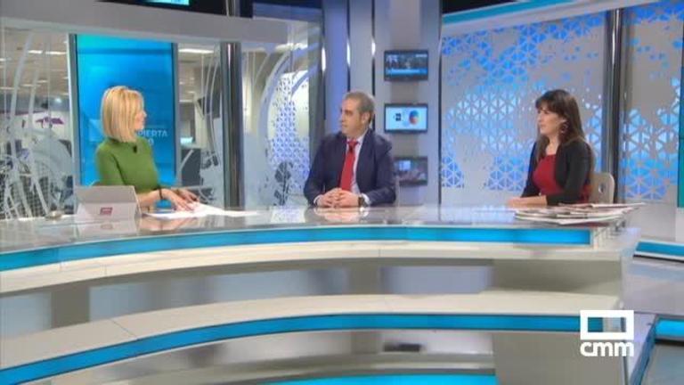 Entrevista a Jaime Becerril y Mari Carmen Martín