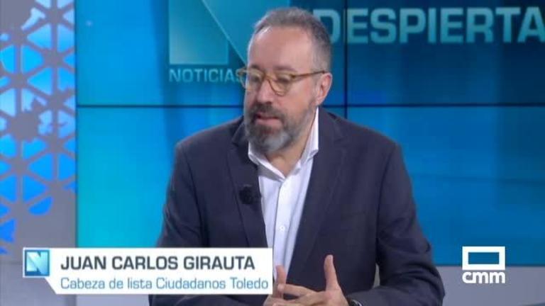Entrevista a Juan Carlos Girauta