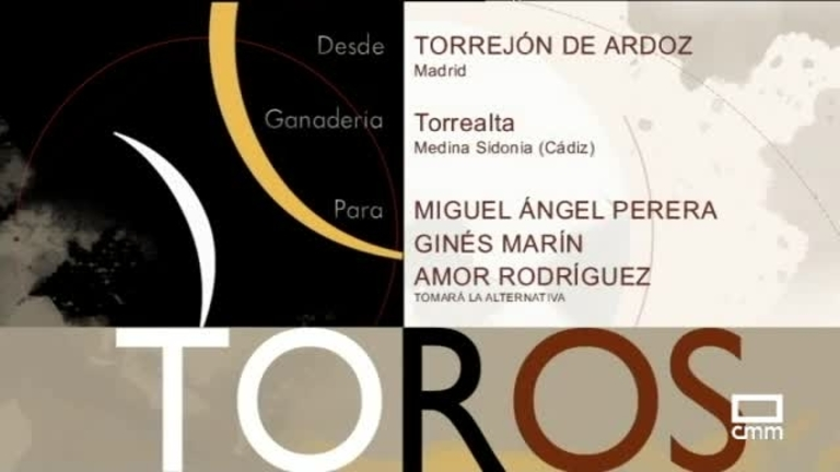 Toros desde Torrejón de Ardoz