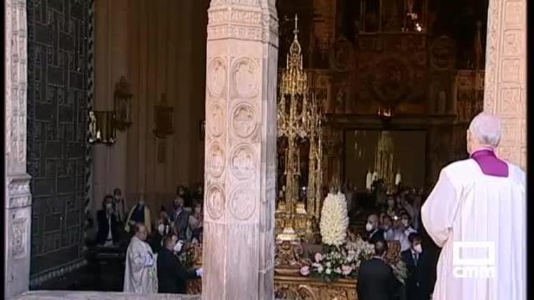 Corpus Christi atípico en Toledo: misa con 500 personas y procesión dentro de la Catedral