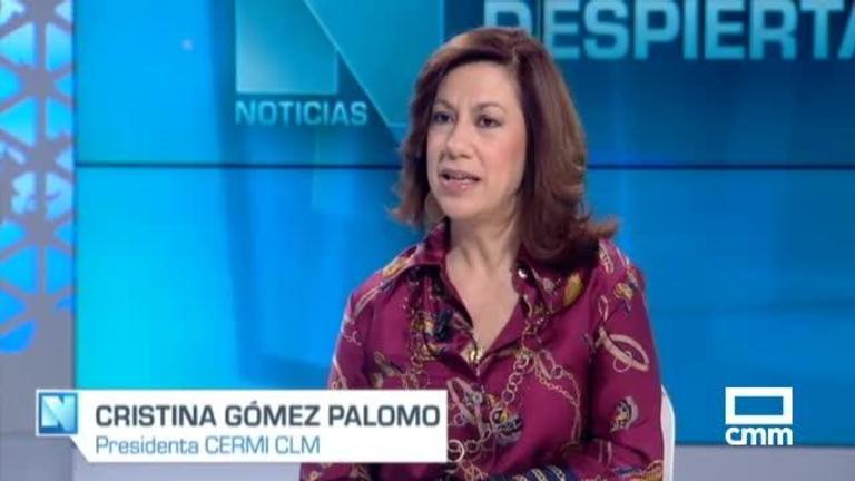 Entrevista a Cristina Gómez