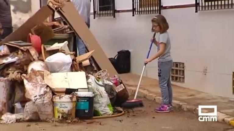 Ossa de Montiel (Albacete) pedirá la declaración de zona catastrófica