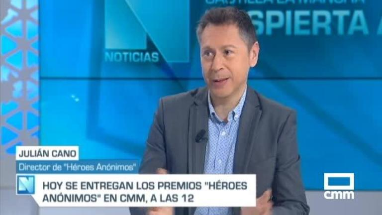 Entrevista a Julián Cano