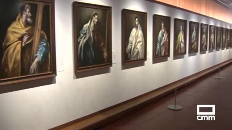 Visita al Museo El Greco, espectáculo
