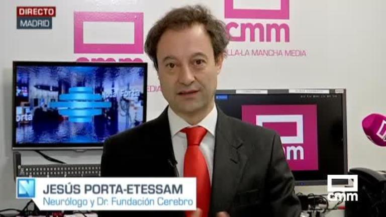 Entrevista a Jesús Porta-Etessam