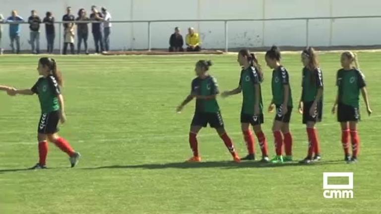 FF La Solana - Dínamo Guadalajara (1-0)