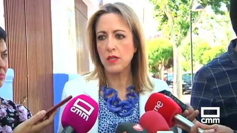 PSOE: Cristina Maestre destaca la valía de Page al exponer su programa electoral en El Debate de CMM