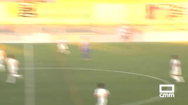 CD Madridejos - CD Manchego (1-0)