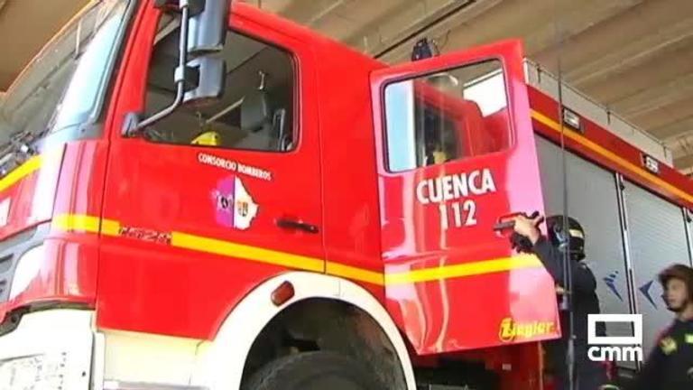Cañete y Priego albergarán los dos nuevos parques de bomberos de la provincia de Cuenca