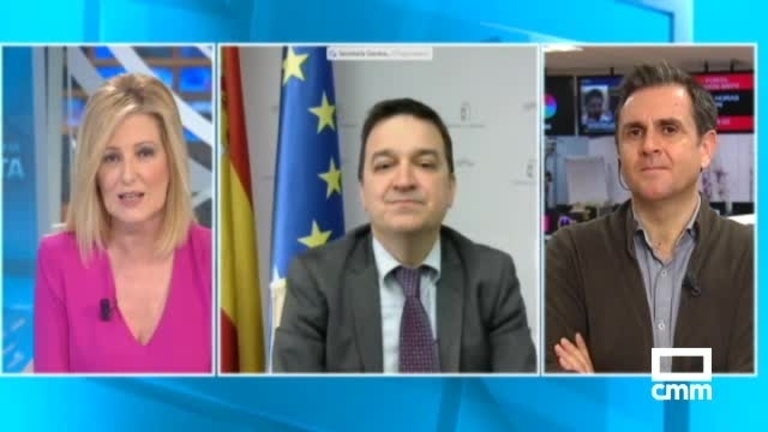 Entrevista a Francisco Martínez Arroyo en CLM Despierta