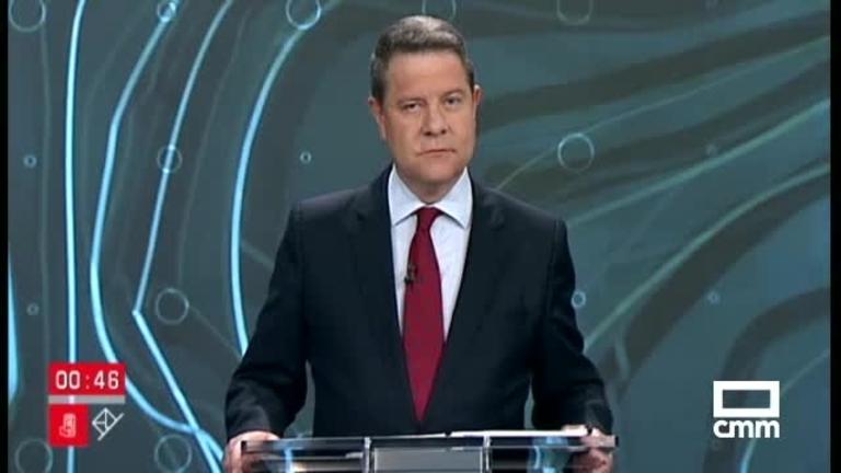 Intervenciones de Emiliano García-Page (PSOE) en el debate