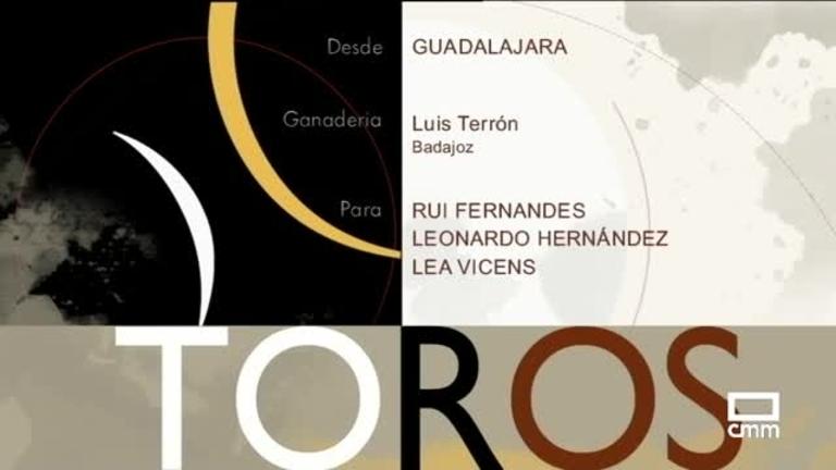 Rejones desde Guadalajara