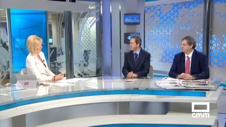 Entrevista a Antonio López y José Manuel García