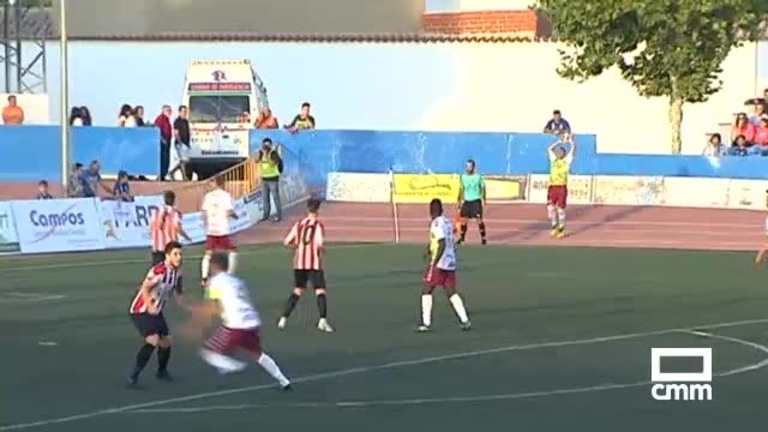 Socuéllamos - Atlético Ibañés (4-0)