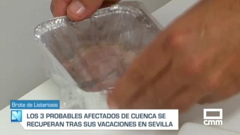 En recuperación los 3 posibles afectados de listeria de Cuenca