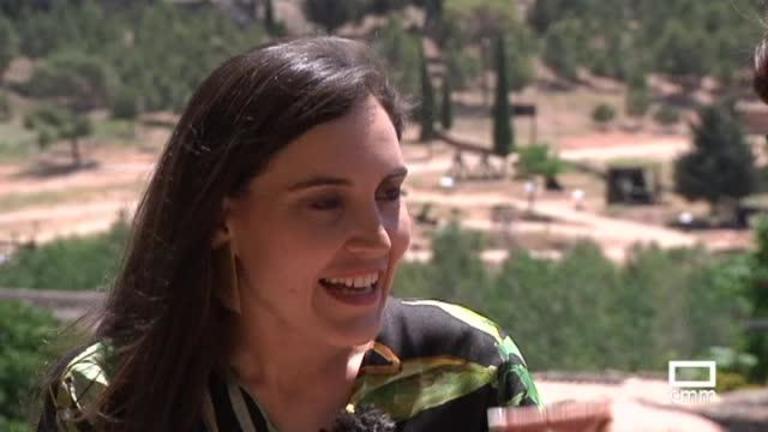 Un paseo con Maria García, la Boticaria García