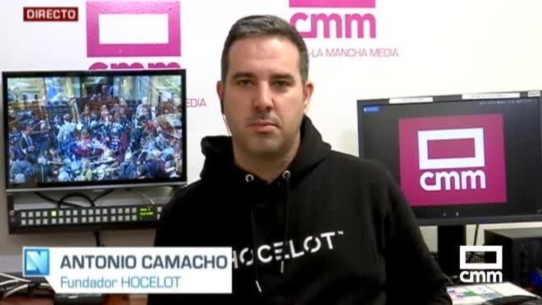 Entrevista con Antonio Camacho