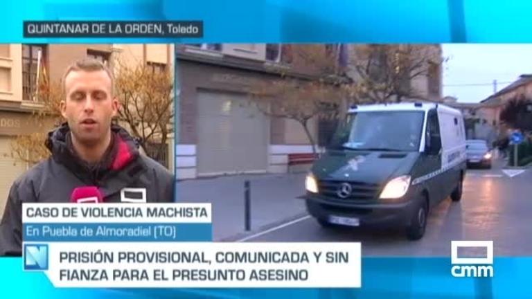 La pareja de la mujer asesinada en la Puebla de Almoradiel (Toledo), sin la patria potestad de sus dos hijos
