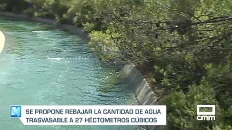 Castilla-La Mancha volverá a recurrir el trasvase de agua del Tajo para regadío,