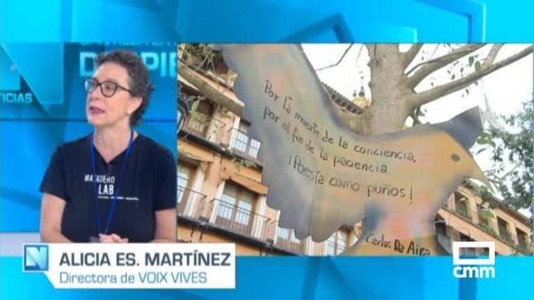 Entrevista a Alicia Es. Martínez
