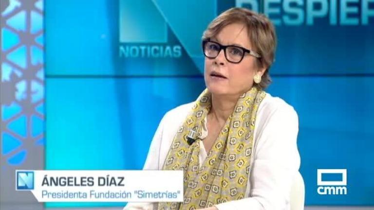 Entrevista a Mª Ángeles Díaz