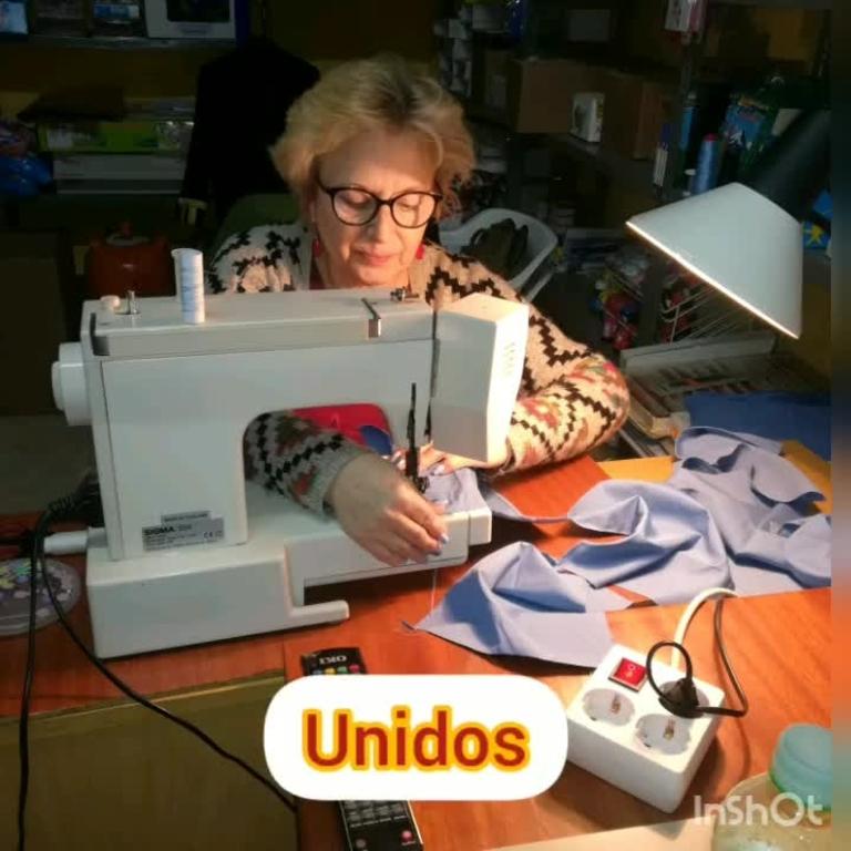 Costureras de Honrubia #QuédateEnCasa