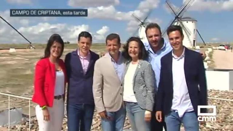 Vox: Mazaly Aguilar apuesta por potenciar el turismo en la región