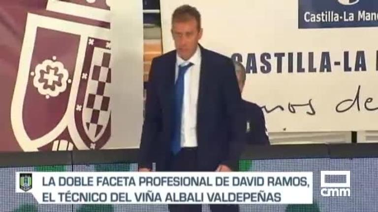 David Ramos, el currante