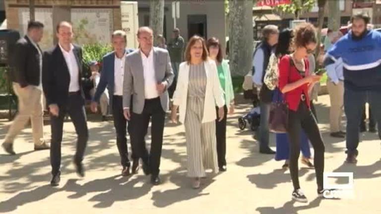 El PSOE se compromete a combatir el reto demográfico y subraya la importancia de los fondos europeos