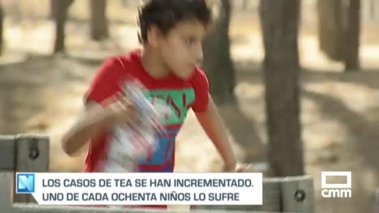 Feria sin ruido: Toledo y otras capitales de provincia se adaptan a las necesidades de los niños autistas