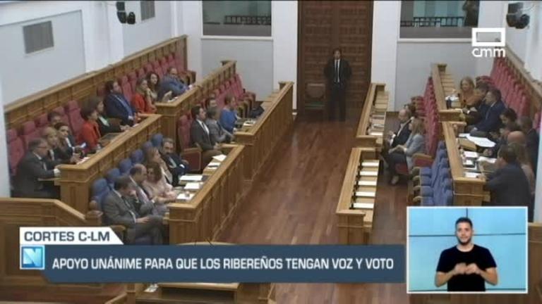 Los Municipios Ribereños, con voz y voto en el trasvase Tajo-Segura